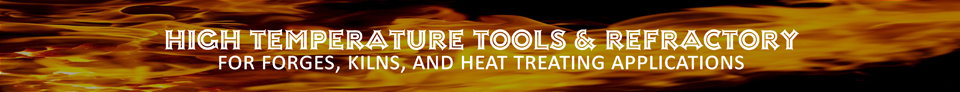 High Temperature Tools & Refractory